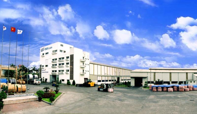 베트남 하이퐁 LS Metal line Project.jpg